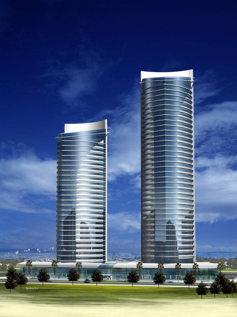 Al fArdan Twin Towers